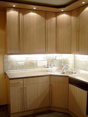 individuelle anfertigung von einbauk chen durch ihre schreinerei wakan gmbh m bel und. Black Bedroom Furniture Sets. Home Design Ideas